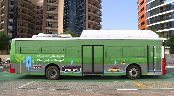 مركبات دبي الكهربائية