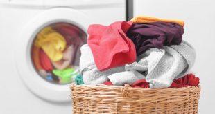 غسل ملابس كورونا