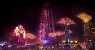 احتفالات في دبي