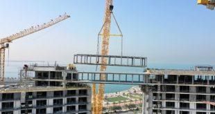 أطول جسر معلق في الإمارات الشمالية