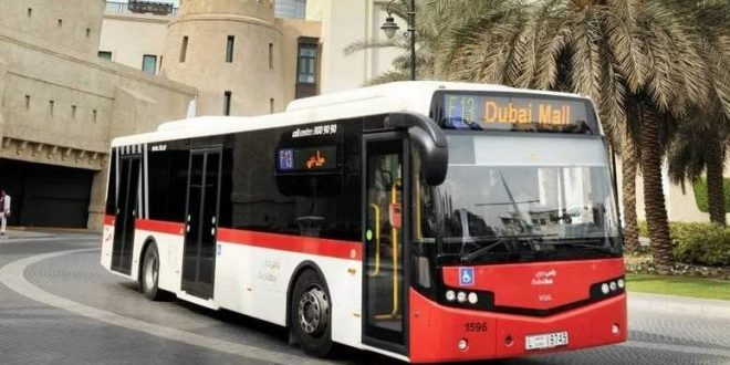 Dubai S Rta To Launch 9 New Bus Routes On April 7 Uae Barq