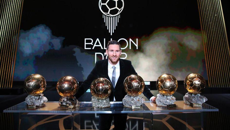 Ballon d'Or 2019: Lionel Messi beats Virgil van Dijk and Cristiano ...