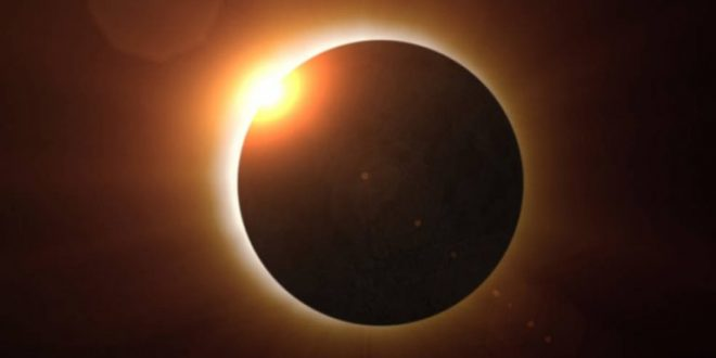 Live Rare Solar Eclipse In Uae After 172 Years Uae Barq